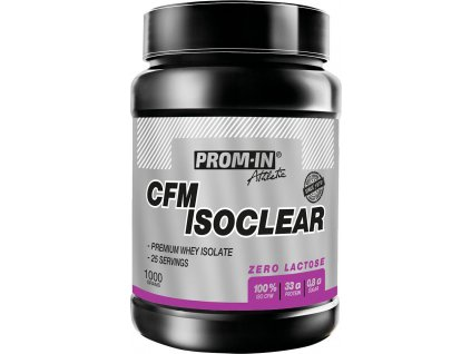 prom in cfm isoclear