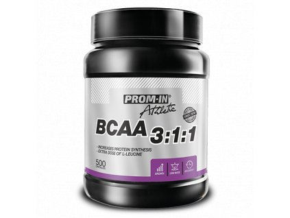Prom-IN BCAA Athletic 3:1:1 500 kapslí