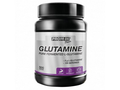 Prom-IN L-Glutamine 500g