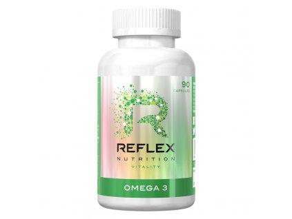 Omega3 90kapsli Reflex