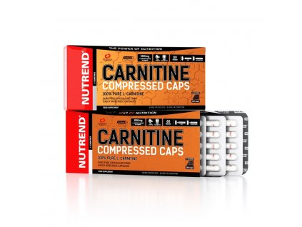 full carnitine compressed caps 2