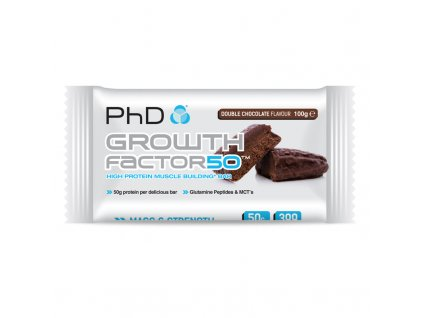 GrowthFactorDoubleChocolate50g PhD 1
