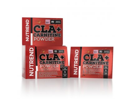 cla carnitine powder box cherry punch