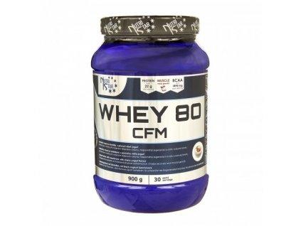 Nutristar WHEY 80 CFM 900 g