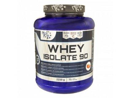 Nutristar WHEY ISOLATE 2250 g