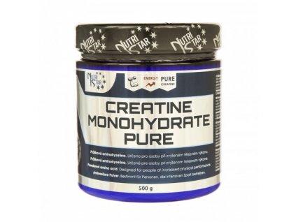 Nutristar CREATINE MONOHYDRATE PURE 500 g