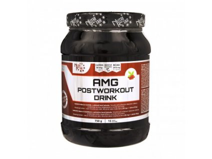 Nutristar AMG POSTWORKOUT DRINK 750 g