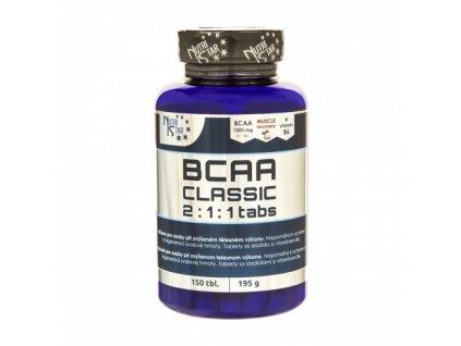 Nutristar BCAA CLASSIC 2:1:1 150 tablet