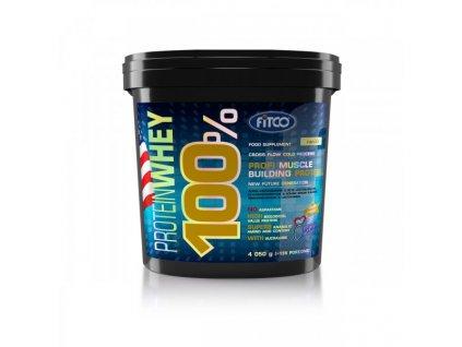 Fitco 100% WHEY Protein 4050 g