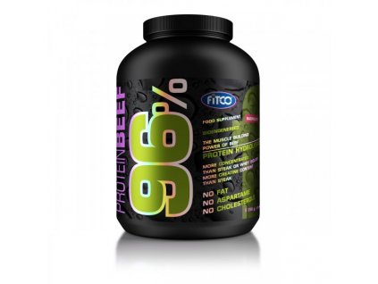 Fitco BEEF Protein 96% hydrolysate 2250 g