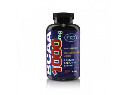 Fitco BCAA 1000 200 tablet