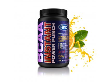 Fitco BCAA Instant Power Punch 700 g