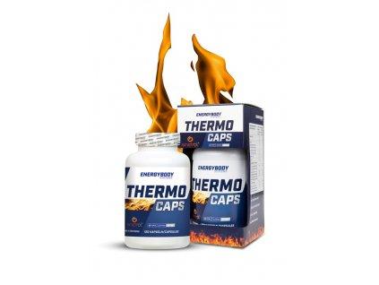 Thermo Caps + Sinetrol® 120 kapslí  + ZDARMA tester produktu (protein, nakopávač, tyčinka)