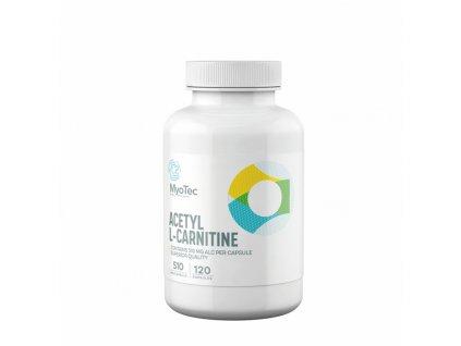 Acetyl L-Carnitine 120 kapslí  + ZDARMA tester produktu (protein, nakopávač, tyčinka)