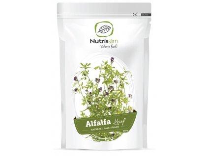Alfalfa Leaf Powder 250g  + ZDARMA tester produktu (protein, nakopávač, tyčinka)