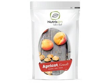 Apricot Kernels 125g Bio  + ZDARMA tester produktu (protein, nakopávač, tyčinka)