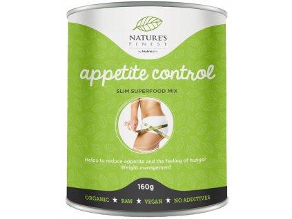 Appetite Control Mix 160g Bio  + ZDARMA tester produktu (protein, nakopávač, tyčinka)