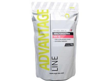 Maltodextrin (DE6) 1kg  + ZDARMA tester produktu (protein, nakopávač, tyčinka)