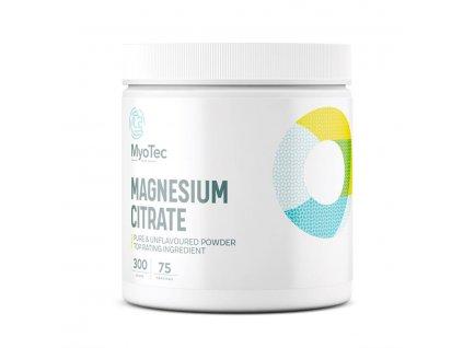 Magnesium Citrate 300g  + ZDARMA tester produktu (protein, nakopávač, tyčinka)