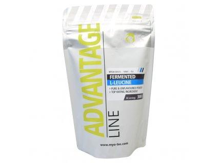 Fermented L-Leucine 300g  + ZDARMA tester produktu (protein, nakopávač, tyčinka)
