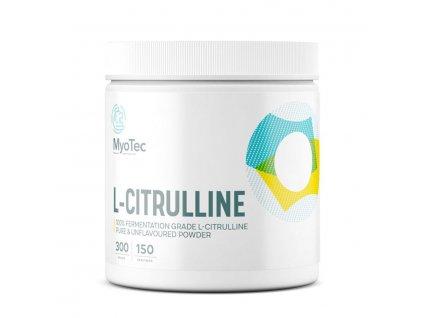 L-Citrulline 300g  + ZDARMA tester produktu (protein, nakopávač, tyčinka)