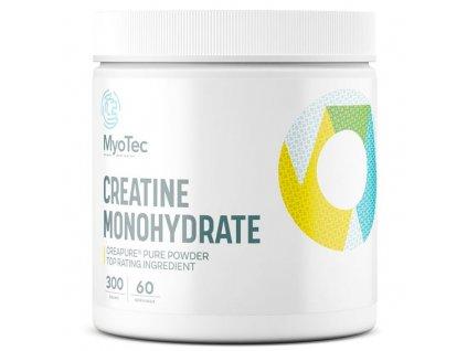 Creatine Monohydrate Creapure® 300g  + ZDARMA tester produktu (protein, nakopávač, tyčinka)
