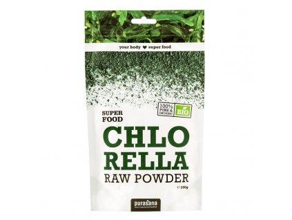 chlorella powder bio 200 g