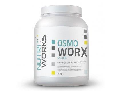 NutriWorks Osmo Worx 1000g  + ZDARMA tester produktu (protein, nakopávač, tyčinka)