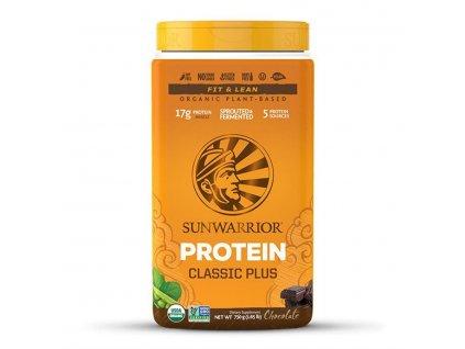 Protein Plus BIO 750g  + ZDARMA tester produktu (protein, nakopávač, tyčinka)