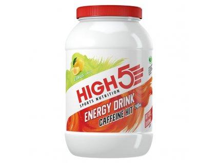 Energy Drink Caffeine Hit 1400g  + ZDARMA tester produktu (protein, nakopávač, tyčinka)