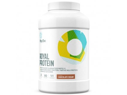 RoyalProtein2kgChocolateNEWDESIGN Myotec