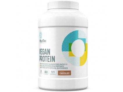 Vegan Protein 2kg  + ZDARMA tester produktu (protein, nakopávač, tyčinka)