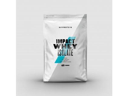MyProtein Impact Whey Isolate 2500g