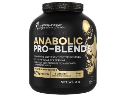 kevin levrone anabolic pro blend 5 2000g original