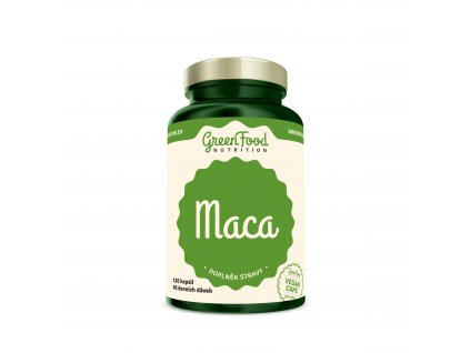greenfood nutrition maca vegan caps 610167863