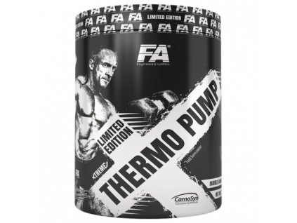 fitness authority xtreme thermo pump 495g