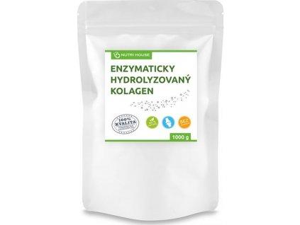 Nutristar Enzymaticky Hydrolyzovaný Kolagen 100% sáček 1kg