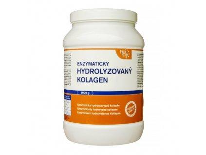 NutriStar Enzymaticky Hydrolyzovaný kolagen dóza 1000 g