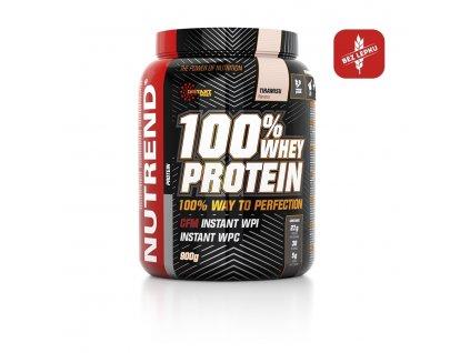 100 whey protein 1000g tiramisu cz