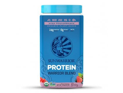 ProteinBlendBio750gBerry Sunwarrior
