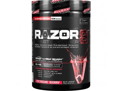 allmax razor 8 blast new