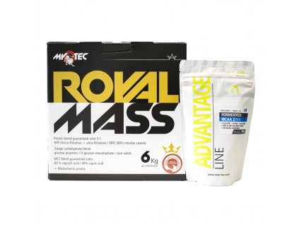 royal mass 6kg ibcaa 3