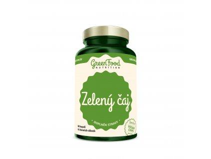 greenfood nutrition zeleny caj vegan caps 610172823