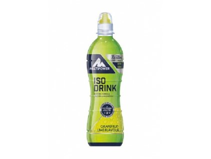 MULTIPOWER ISO DRINK 12 x 500 ml