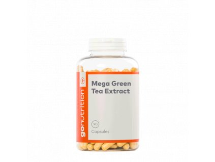gonutrition mega green tea extract 180 caps