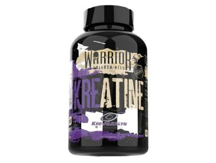 Warrior Kreatine no back