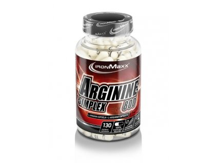 ironmaxx arginine simplex 800 130 kapseln copy