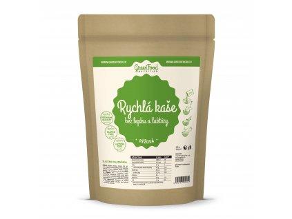 greenfood nutrition rychla kase bez lepku a laktozy ryzova 609387559
