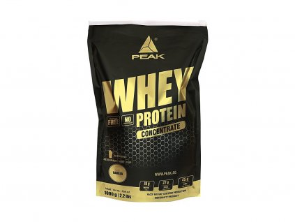 26429 peak whey protein concentrate 1000 g