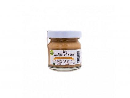 100% Arašídový krém - křupavý 40g